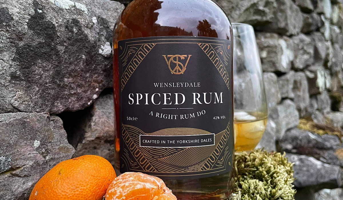 spiced rum smooth